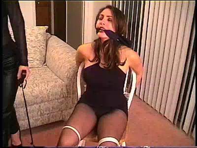 bdsm Sexy Bondage Scene 2