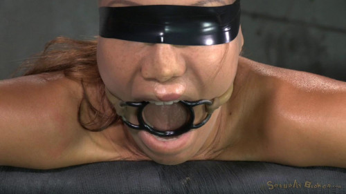bdsm Stunning Veruca James utterly destroyed by cock, brutal pounding, epic deepthroat