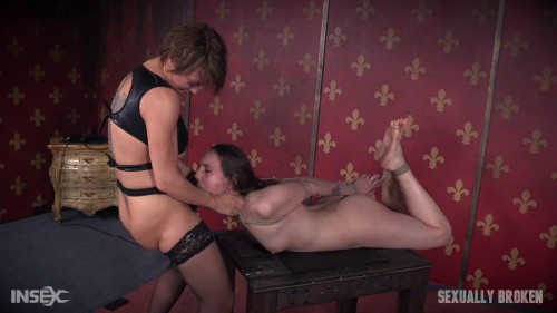 bdsm The Final Part of Sierras First Sexually Broken Experience