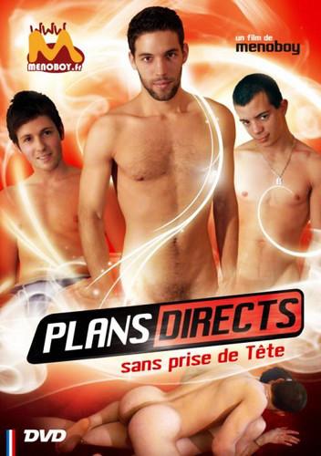 Plans Directs ( 2010 , MenoBoy ) Gay Porn Movie