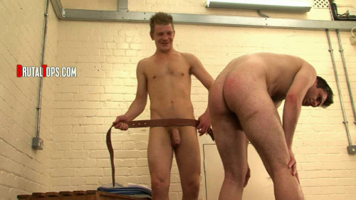 Gay BDSM Get Your Tongue Up My Filthy Arsehole