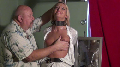 bdsm Bella Steel and Tape