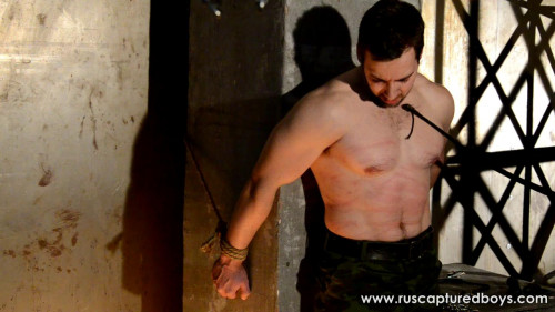 Gay BDSM Russian Military Bear 1