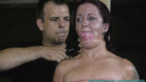 Fayth Punished with Thin Wire 2part - BDSM, Humiliation, Torture HD 720p