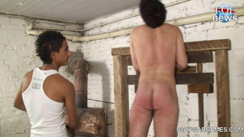 Gay BDSM Army Gay Games Best Part 6