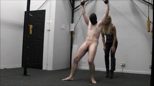 Femdom and Strapon Dont Your Balls Hurt - Elise Ballbusting