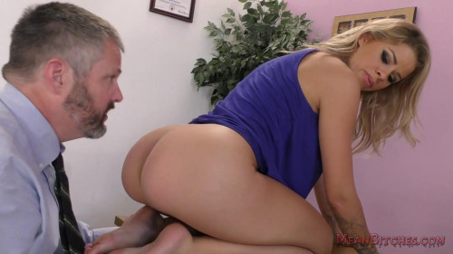 Femdom and Strapon Jessa Rhodes and Jimmy 1 (2016)