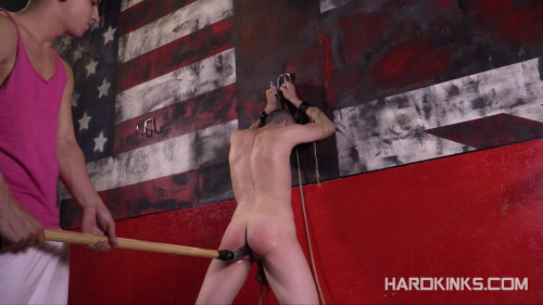 Gay BDSM David Paw and Rafa Marco - Scally Domination