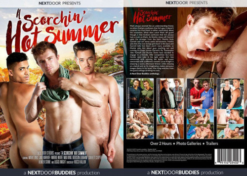 Next Door Studios – A Scorchin Hot Summer (2016)