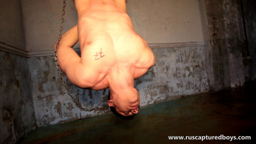 Gay BDSM RusCapturedBoys - A Fake Judge - Part II
