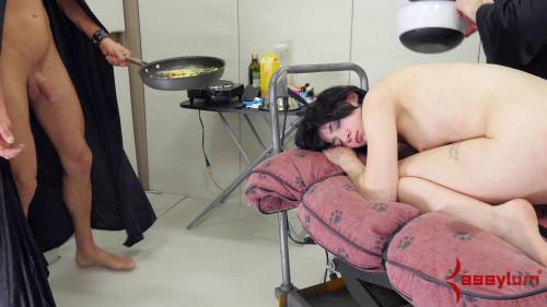 bdsm Charlotte Sartre - Anal inquisition 2part - BDSM, Humiliation, Torture Full HD-1080p