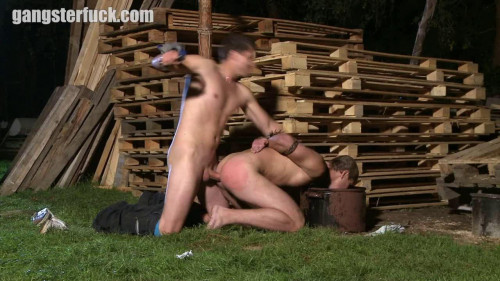 Gay BDSM To be a weedhead part 4