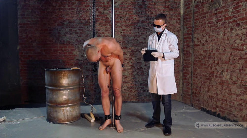 Gay BDSM Another Victim of Justice - Final Part