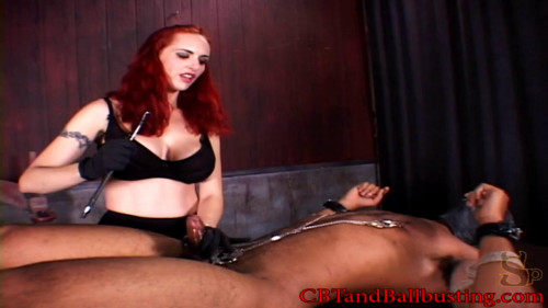 Femdom and Strapon Gold Full Collection CBTAndBallBusting. 32 Clips. Part 4.