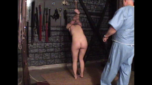 bdsm Witch Interrogation Whipping