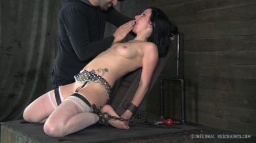 bdsm Pussy On The Pole