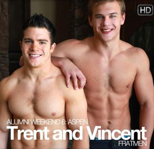 FratmenTV - Alumni Weekend 6 in Aspen - Vincent and Trent