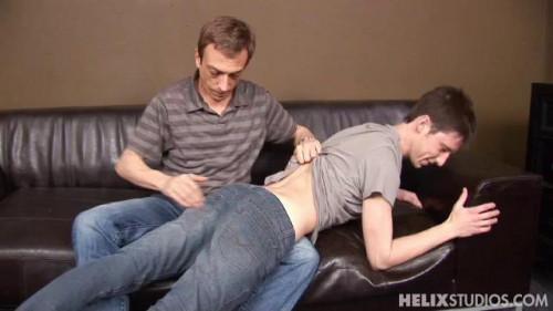 Gay BDSM Adrian Gets Spanked