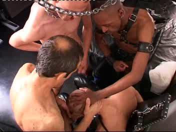 Gay BDSM Fantasy Room (2009)