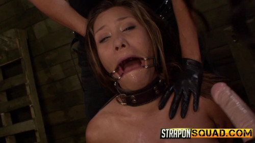 bdsm Straponsquad - Jun 10, 2016 - Brooklyn Daniels and Ava Kelly Give Smart Mouth Sex Slave Mena Li