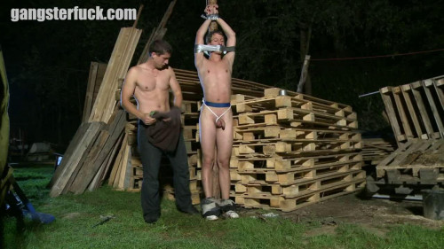 Gay BDSM Gangster Fuck Best Part 50