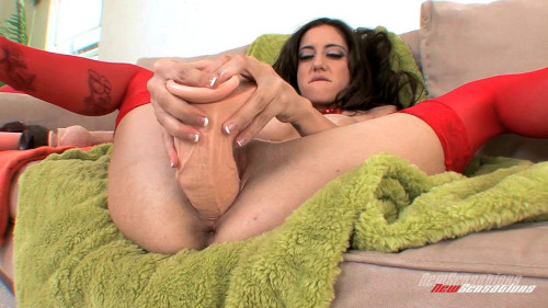 Fisting and Dildo Bella Nikole from MILFs and Their Toys Part 7
