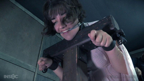 bdsm Sadie Franklin Personal Pillory (2016)
