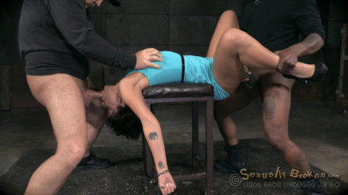 bdsm Eager And Willing Mia Austin Handcuffed