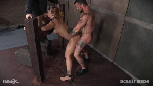 bdsm SexuallyBroken - October 05, 2016 - Holly Heart - Matt Williams - Sergeant Miles