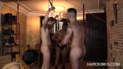 Gay BDSM Bullfight Edition Vol 3 (Henrique Bastos, Jimmy TJ, Macanao Torres, Sergio Mutty)