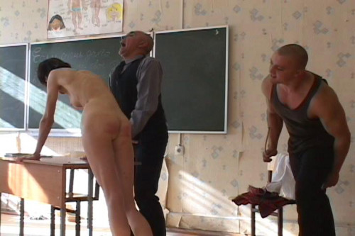 bdsm Grammar School in Russia