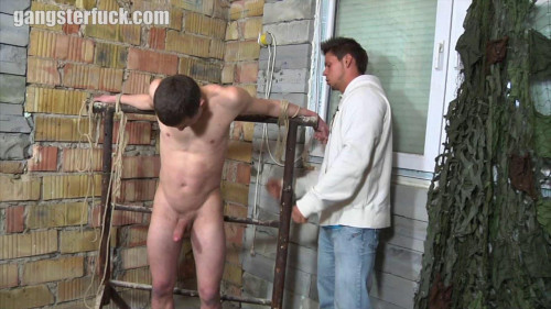 Gay BDSM Gangster Fuck Best Part 31