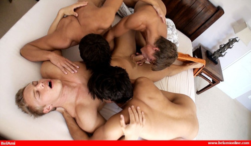 BelAmi - Brady Jensen & The Kinky Angels