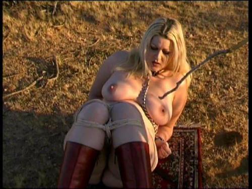 bdsm Two slave torture
