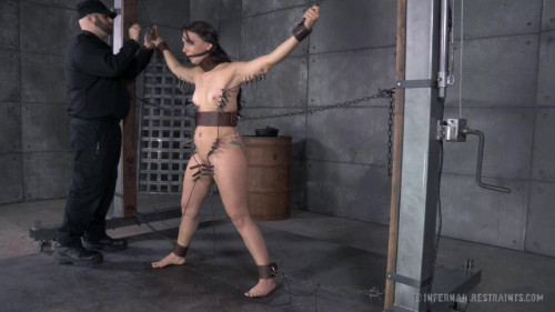 bdsm Freshly Chained - Mandy Muse