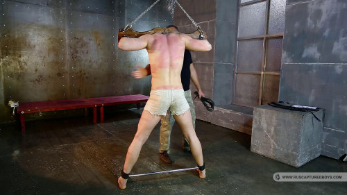 Gay BDSM Gennadiy - The slave to train - Part I