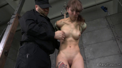 bdsm Girl Next Door Willow Hayes Lives Out Her Rough Rope Bondage Fantasy