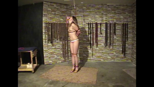 bdsm Ambers Day of Bondage Part One
