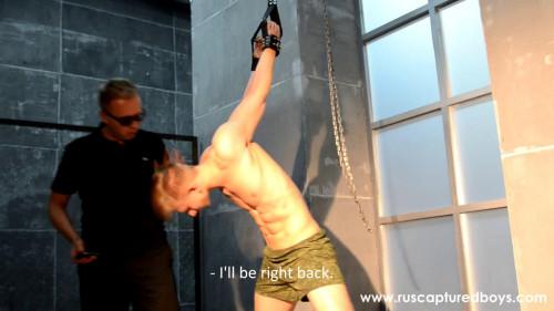 Gay BDSM Captured Commando Continue Final
