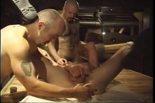 Gay BDSM Real Dirty Movies Kinkfest Vol. 3