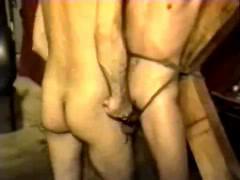 Gay BDSM Slave Ritual