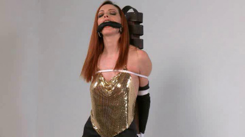 bdsm August 3, 2012 Strappy Sandals 0362 - Emily Marilyn