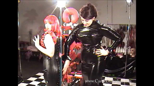 Femdom and Strapon CastleDiabolica - New Vip Sweet Collection. 39 Clips. Part 5.