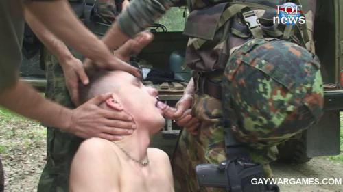 Gay BDSM Sebastian, Jeff and Ralph 2