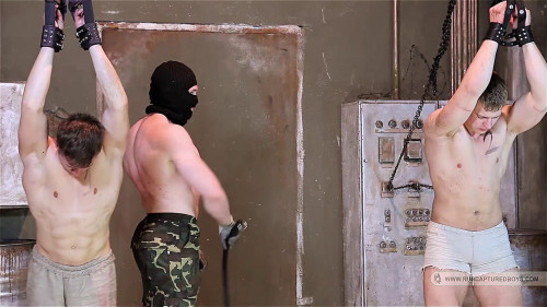 Gay BDSM Slaves Competition II - Part III