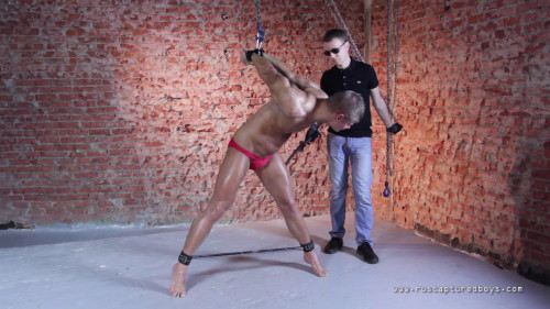 Gay BDSM RusCapturedBoys - Favourite Pain Slave Pavel - Final Part