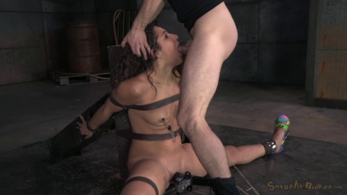 bdsm Flexible Cock Slut Abella Danger Bound Multiple Orgasms
