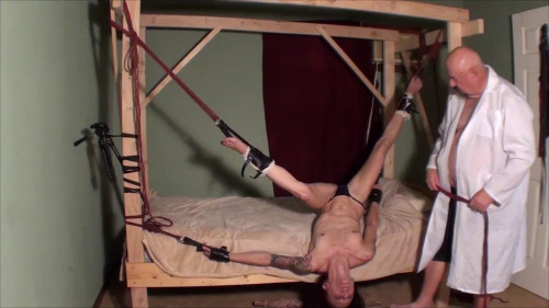 bdsm Dahlia Bed Stretched
