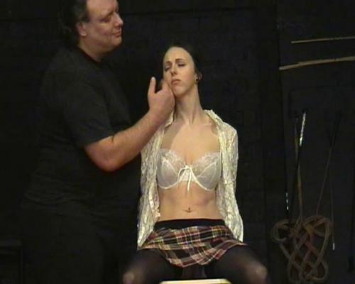 bdsm Slavegirl Emily Sharpe - Tears, Terror and Torments