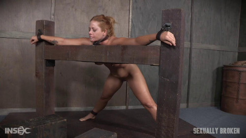 bdsm Hot Blonde with big tits is dicked down and face fucked into oblivion. Extreme rough sex